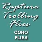 Rapture Trolling Flies (Coho)
