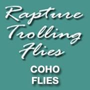 Rapture Trolling Flies (Coho)