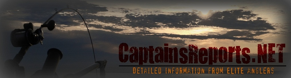 Captain's Reports Tackle Shop