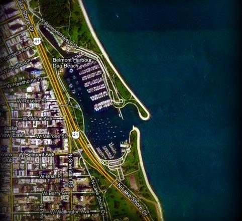 Ian Stewart - Belmont Harbor